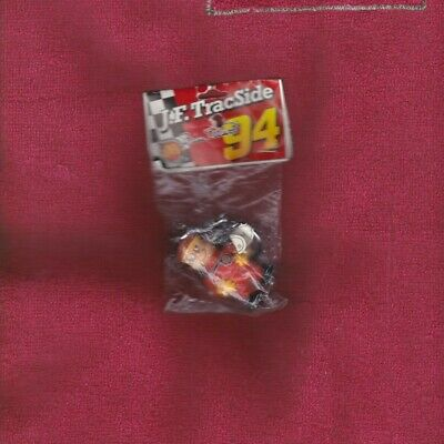JF Tracside McDonalds Racing Team #94 Bill Elliott only have one