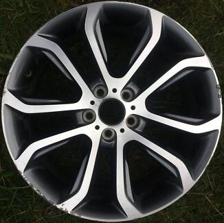 1x Ford Falcon FG Series 2 XR6 alloy rim wheel 19 inch GREY Epping Whittlesea Area Preview