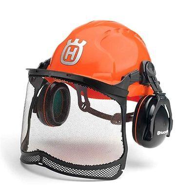 Husqvarna Forest Classic Helmet 580 75 43-01 Set Ear Defenders & Visor Chainsaw