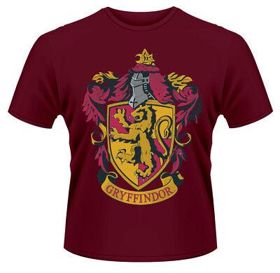 Harry Potter 'Gryffindor' T-Shirt - Neu und Offiziell