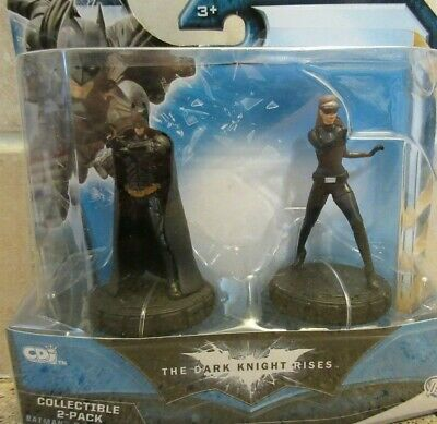 2012 The Dark Knight Rises Batman & Catwoman Mini 2