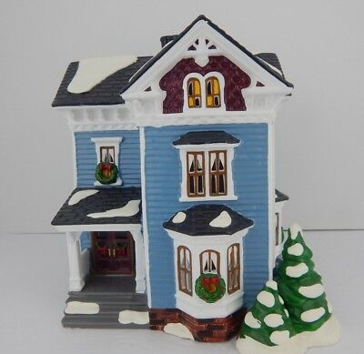 Dept 56 The Original Snow Village Glenhaven House #54682 Never Displayed ()