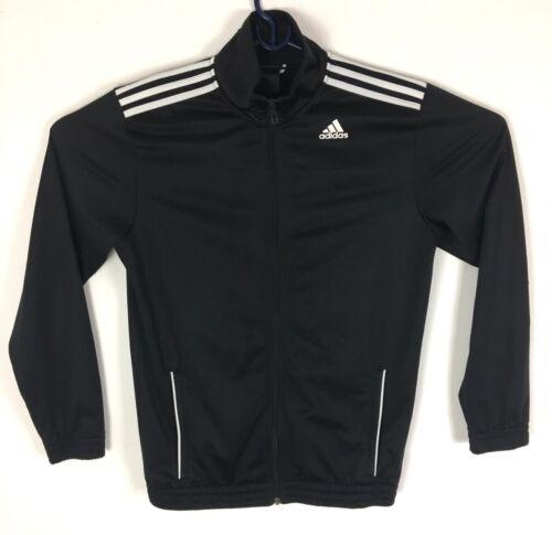 Vintage Adidas Classic Trainingsjacke Gr. M Schwarz