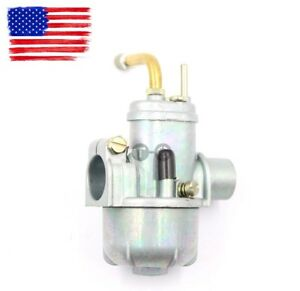 12mm Bing Style Carb Carburetor Puch Moped Maxi Sport Luxe Newport E50 Murray