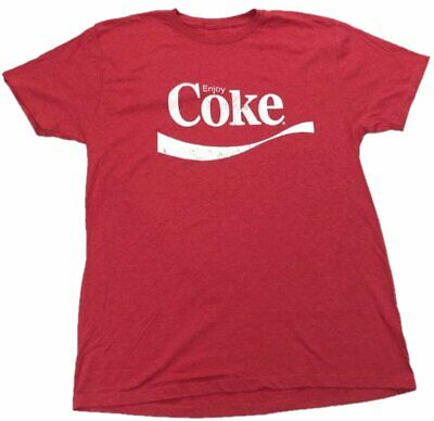 Enjoy Coke Coca-Cola Mens T-Shirt
