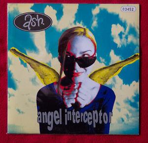 Ash-7-034-vinyl-numbered-edition-ANGEL-INTERCEPTOR-brit-pop-Blur-OASIS