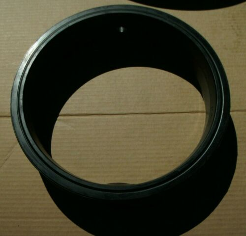 """DEMCO NE SERIES REPLACEMENT BUNA BUTTERFLY VALVE SEAT 10"""" 1815-031"""
