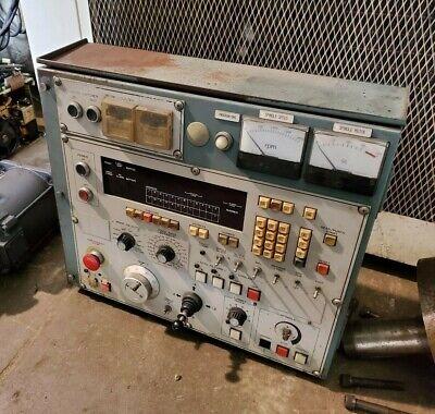 Mori-seiki Sl-2 Cnc Lathe Yasnac Control Operator Panel