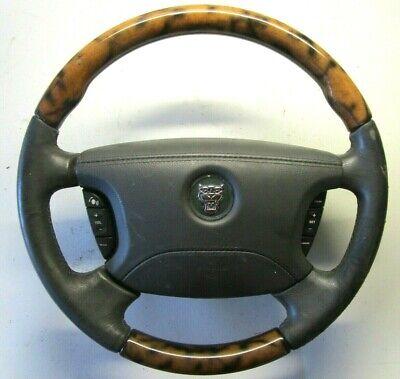 Steering Wheel Boss Kit Adapter Jaguar E type XJ6  XJ12 1961-74 Daimler Black
