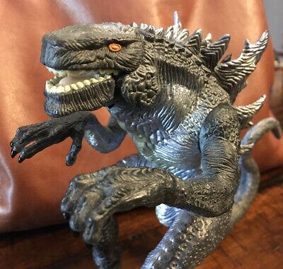 VTG 1998 Trendmasters Godzilla Electronic Roaring Large Action Figure WORKS!
