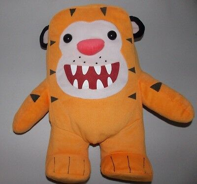 Peek a Boo Toys Plush Stuffed Tiger Monster 17""