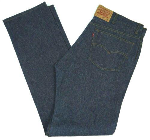Vintage Levis NOS 501xx Dark Jeans Mens 40x38 Deadstock 90s Shrink to Fit Denim