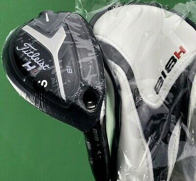 Titleist 818 H1 Rescue 3-Hybrid 3H 19* Stiff S-Flex Tensei CK 70 Blue NEW #72203