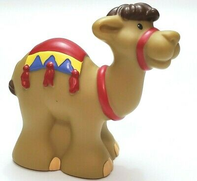 FISHER PRICE LITTLE PEOPLE CAMEL ONLY NATIVITY REPLACEMENT CHRISTMAS FARM