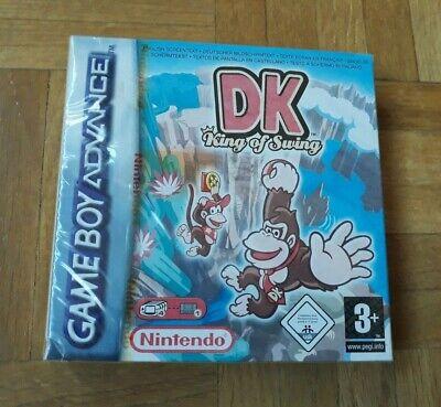 DONKEY KONG KING OF SWING NEW NUEVO PAL NINTENDO GAME BOY ADVANCE...