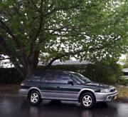 Subaru Outback AWD SUV 4 Speed Classic Automatic Pymble Ku-ring-gai Area Preview