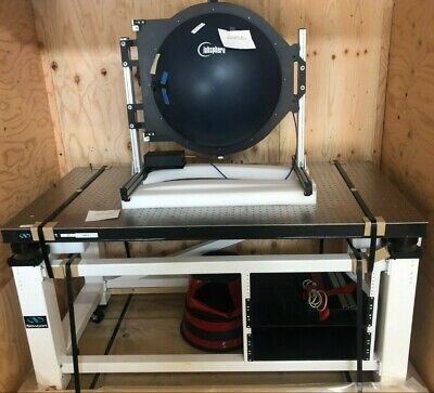 Labsphere Sphereoptics Sms-500 Spectral Measurement System With Newport Table