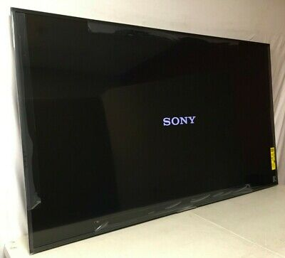 """Sony 75"""" 4K Smart TV HDR10 UHD 2160p LED 60Hz Motionflow XBR75X800G *READ*"""