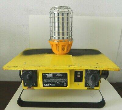 Cep 6506-g Portable Power Distribution Unit Spider Box Gfi 250v