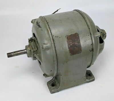 Vintage Wagner 8y75a 1hp Electric Ac Motor - 115230v 1725rpm 60hz