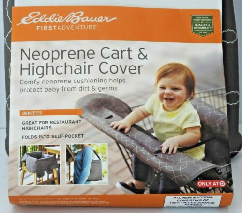 New! Baby High Chair Grocery Shopping Cart Cover Safety From Dirt and Germs