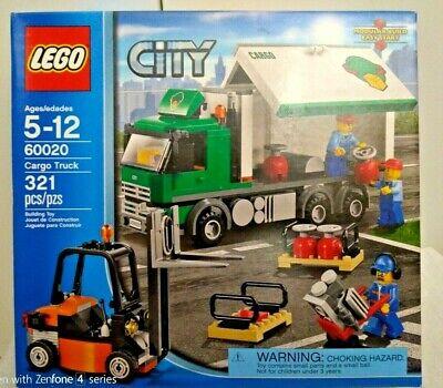 LEGO City Cargo Truck 60020 Sealed NIB