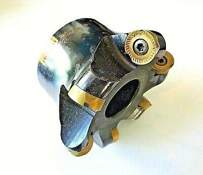 Sandvik Coromant 4 Face Mill Ra200-083r38-19m Coromill Milling Button Cutter