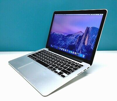 Apple MacBook Pro 13 | RETINA | CORE i7 | 1TB SSD | 16GB | WARRANTY | OS-2019