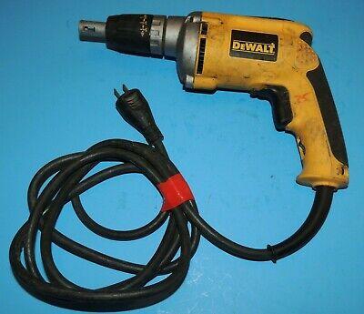 Dewalt Dw272 6.3amp Vsr Electric Drywall Screwdriver