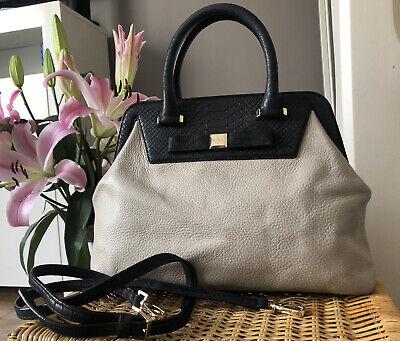 Lovely Genuine Kate Spade New York Leather Satchel Shoulder Bag Handbag