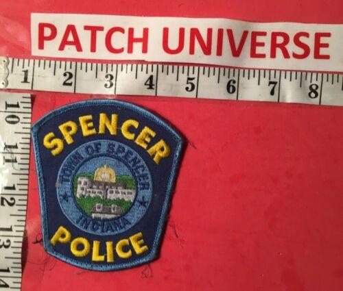 SPENCER INDIANA  POLICE  SHOULDER PATCH  B068