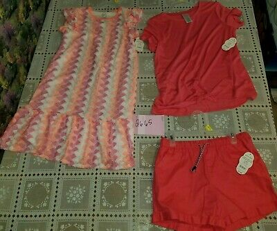 #2665*BRAND NEW*BACK TO SCHOOL Clothes By Wonder Nation Girls Size 10-12](New School Clothes)