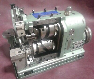 Merrow Mg-3dw-2 Overlock 3 Thread Industrial Sergersewing Machine - Parts