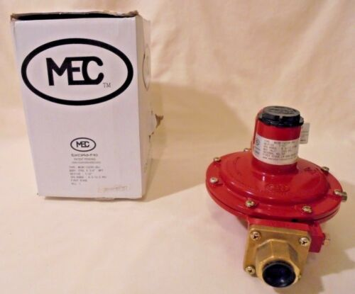 MEC MEGR-1622G-JGJ EXCELA-FLO GAS REGULATOR
