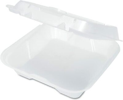 Vented Snap-it Foam Hinged Containers 9-14x9-14 X 3 Gnp Sn200v 100bag 2 Bags