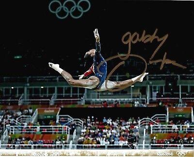 Gabby Douglas Team Usa Signed 8X10