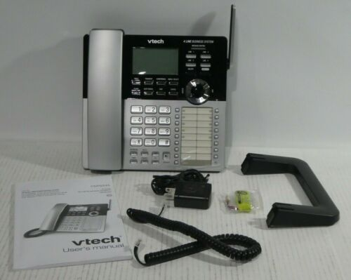 Vtech CM18245 4 Line Business Phone Wireless Desk Extension REQUIRES CM18445