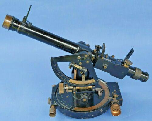 Antique WW1 Director N05 Mk1 Military Brass Theodolite