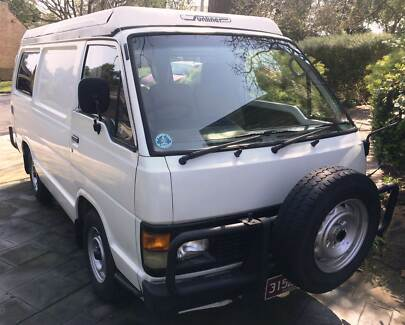 1988 Toyota SUNLINER HIACE Poptop Campervan Classic Condition