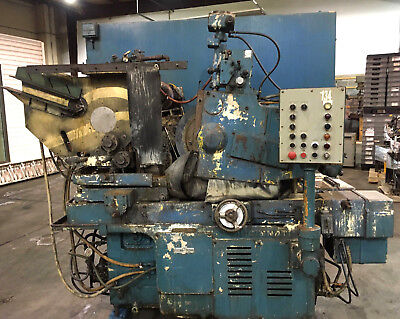 Cincinnati Bearing Race Micro-centric Microcentric Cylindrical Od Grinder