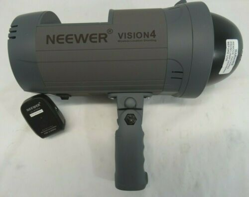 NEEWER Vision 4 300W GN60 Outdoor Studio Flash Strobe Light w/ Remote ONLY, NEW