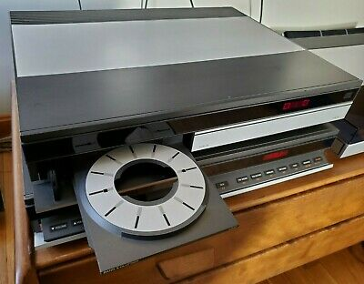 Working Bang & Olufsen Beogram CD50 CD Player 5111 Nice Condition Amazing Sound