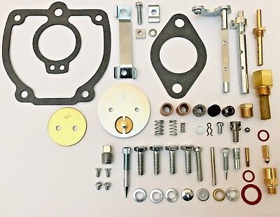 Ih Farmall 300 350 Major Tractor 361525r92 Carburetor Repair Kit
