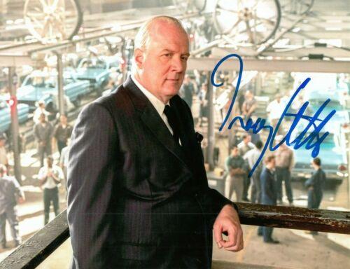 TRACY LETTS signed (FORD V FERRARI) Movie 8X10 photo *Henry Ford* auto W/COA #1
