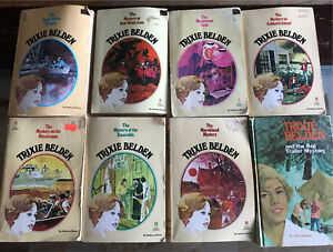 Trixie Belden books