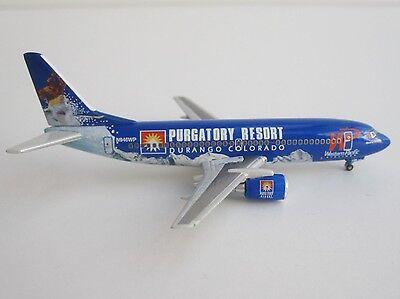 WESTERN PACIFIC AIRLINES Boeing 737-300 1/400 Herpa 737 B733 Durango WP 562140