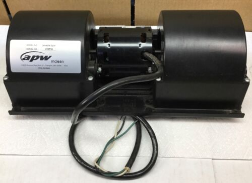MCLEAN 30-4016-02M BLOWER ASSEMBLY 230 VAC NEW NO BOX