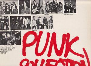 PUNK-COLLECTION-DISCO-LP-33-GIRI-RAMONES-PATTY-SMITH-TALKING-HEADS-IGGY-POP