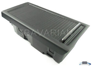 Black-Shwarz-Genuine-BMW-Storing-Tray-E46