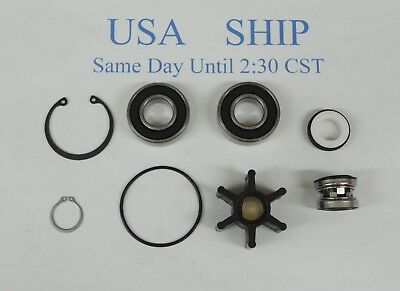 Repair Kit For Sherwood Pumps G8002 Onan 132-0359 132-0430 Marine Generator